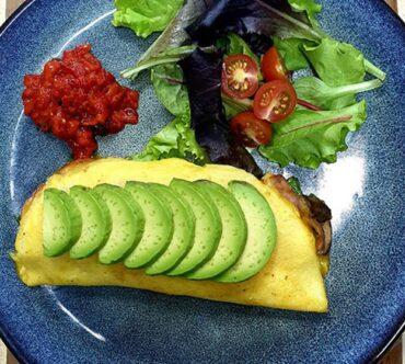 Amazone Omelette