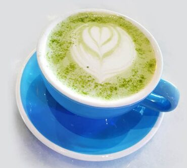 Macha Latte Hot/Cold