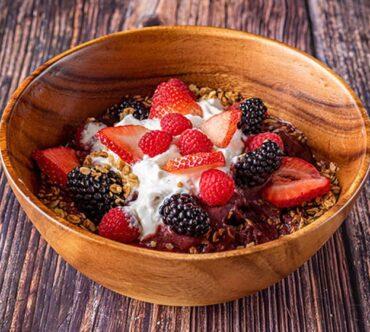Organic Açaí Bowl Berries