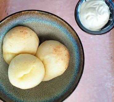 Pao De Queijo Cream Cheese