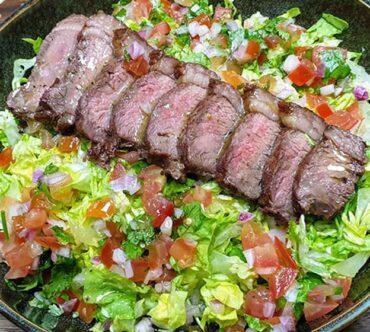 Picanha Salad